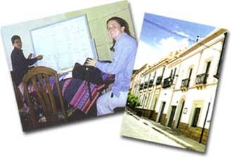 Sprache und Kultur lernen und erleben in Bolivien
