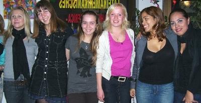 Sprachkurs Teilnehmerinnen Liceo-Hispanoamerica